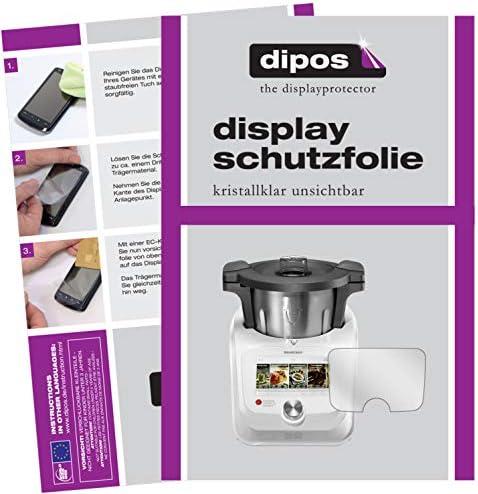 dipos I 2X Protector de Pantalla Compatible con SilverCrest ...