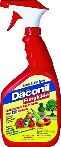 (Daconil 100047756 All Purpose Fungicide, 32 oz, Bottle, Tan, Liquid )
