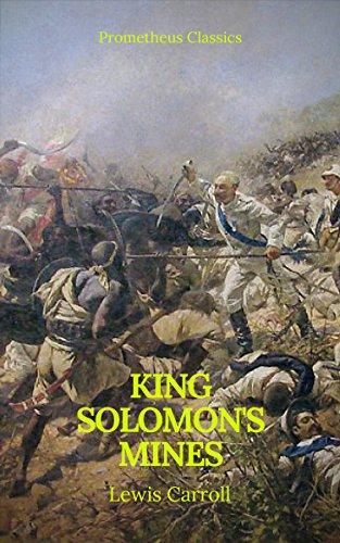 King Solomon's Mines (Prometheus Classics)(Active TOC & Free Audiobook)