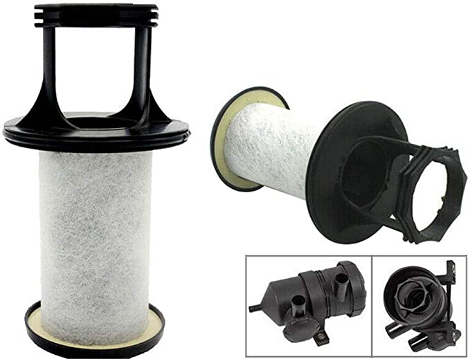 EBTOOLS Universal Oil-Air Separator Oil Catch Can Stainless Filter 3931030955