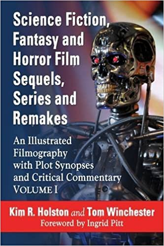 Science Fiction, Fantasy and Horror Film Sequels, Series and