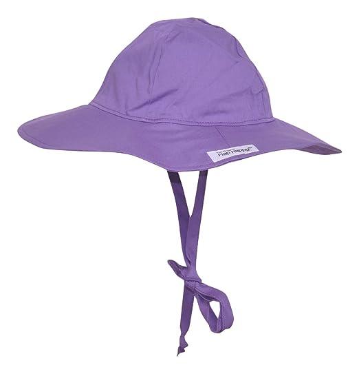 d1a232a57e5991 Amazon.com: UPF 50+ Floppy Hat | Purple: Clothing