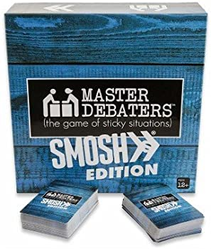 Master Debaters Smosh Edition Board Game