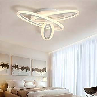 Modern Led Ceiling Lights For Living Room Bedroom Lamparas ...