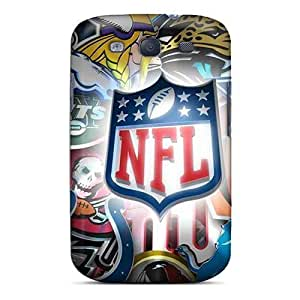 Awesome Nfl Flip Cases With Fashion Design For Galaxy S3