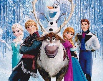 Bevorzugt Disney Die Eiskönigin – Völlig unverfroren Anna Und Elsa Die JX78