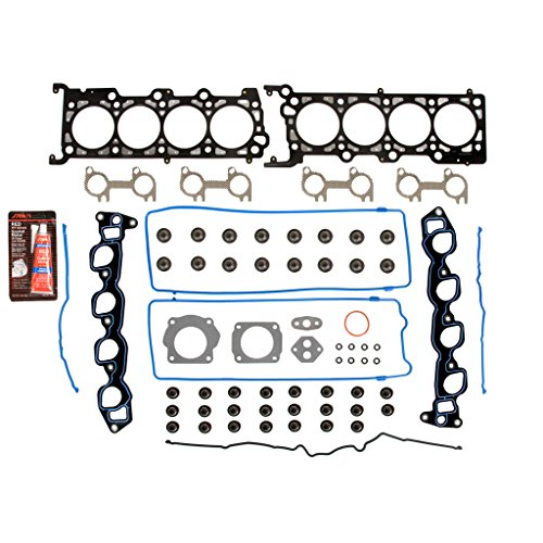 Cougar Mercury Cylinder Head (Evergreen 8-21100 Cylinder Head Gasket Set)