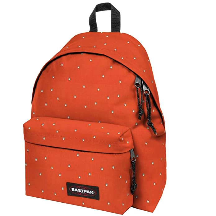 Eastpak MOCHILA PADDED PAK R RED HANDS U Naranja: Amazon.es: Ropa y accesorios