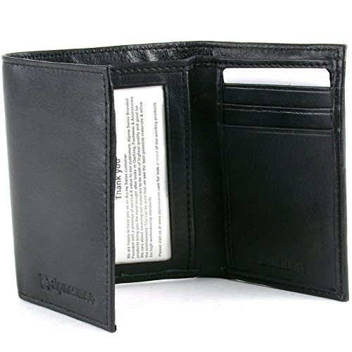 Alpine Swiss Leather Wallets Models