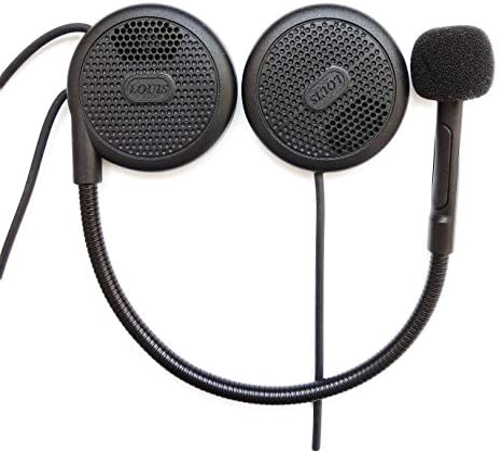 NikoMaku Motorcycle Bluetooth Headphones Microphone product image