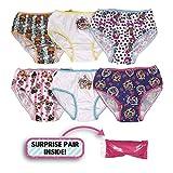 Handcraft Girls' 7-Pack LOL Surprise Underwear Panty