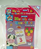 Flash Cards Toddlers Educational Toy Match Numbers Quantities And Objects