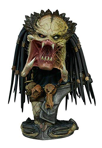 AVP Wolf Predator Legendary Scale Bust by Sideshow Collectibles