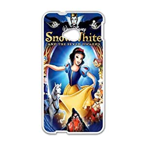 Snow White and Seven Dwarfs for HTC One M7 Phone Case 8SS461044