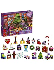 LEGO Friends 41353 adventskalender met kerstversiering