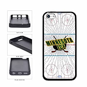 Minnesota Ice TPU RUBBER SILICONE Phone Case Back Cover Apple iPhone 5c