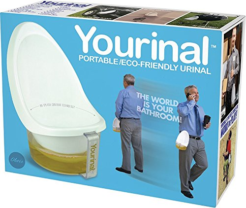 Prank Pack Yourinal - The Portable Toilet