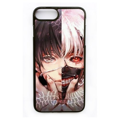 Coque,Apple Coque iphone 7 Plus (5.5 pouce) Case Coque, Generic Tokyo Ghoul Sun Cover Case Cover for Coque iphone 7 Plus (5.5 pouce) Noir Hard Plastic Phone Case Cover