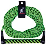 Search : AIRHEAD AHSR-9 Watersports Rope with Eva Handle, 75 -Feet