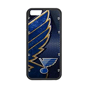 New Gift St Louis Blues Durable Case for Iphone 6 4.7 Snap On