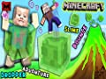 Slime Bounce Parkour Adventure