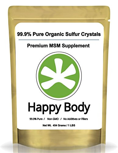 Most Popular MSM Dietary Supplement