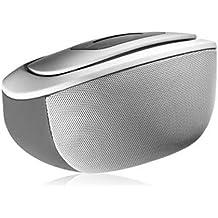 Auvio PBT200 Portable Bluetooth Stereo Speaker White