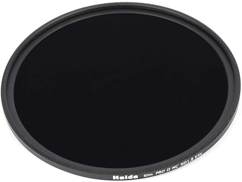 haida 62/mm delgado ProII multicapa de densidad neutra ND 1,8/ 64/x Filtro