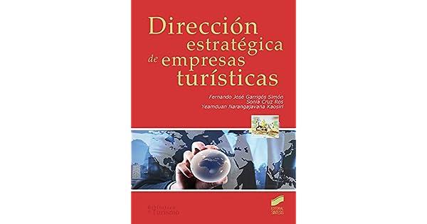 Amazon.com: Dirección estratégica de empresas turísticas ...