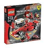LEGO Racers Ferrari F1 Fuel Stop