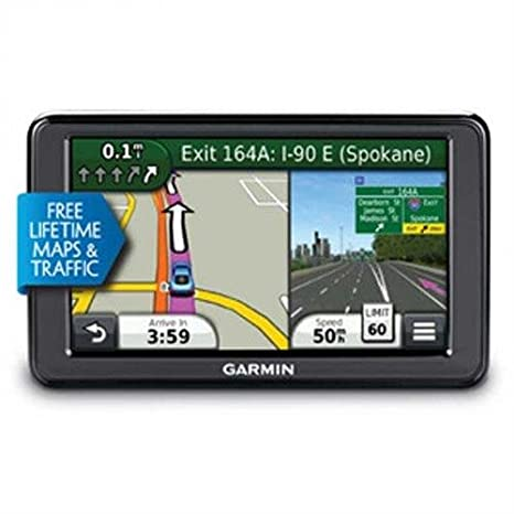 "Garmin Nüvi 2515LM IB - GPS para coches de 5"""