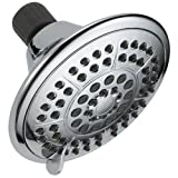Delta 75554 Universal Showering Components with 5 Setting Showerhead, Chrome
