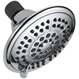 Delta 75554 5-Spray Touch Clean Shower Head, Chrome