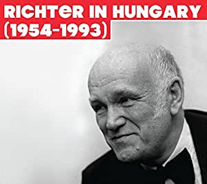 Richter In Hungary (1953-1993)