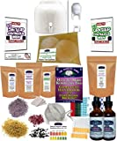 KKamp Continuous Brew Kombucha DELUXE PACKAGE - White w/ Stand