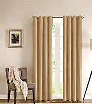 Curtains Ideas curtain panels 72 length : Amazon.com: GorgeousHomeLinen *Various of Colors* 1 Piece #72 ...
