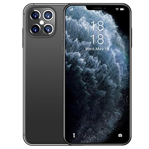 Mobile Phone Unlocked, I12Pro MAX 5G Smartphone SIM Free Unlocked, Android 10 GO, 12GB RAM 512GB ROM, 6.7 Inch Waterdrop…