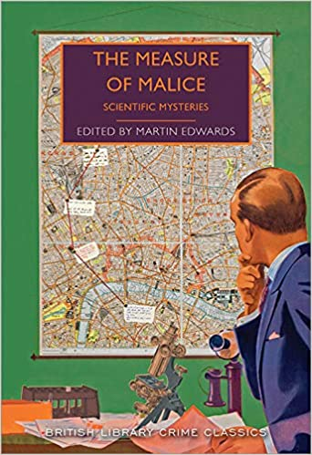 2020 Best Mystery Books The Measure of Malice: Scientific Mysteries (British Library Crime