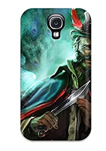 For Galaxy S4 Protector Case Men Phone Cover