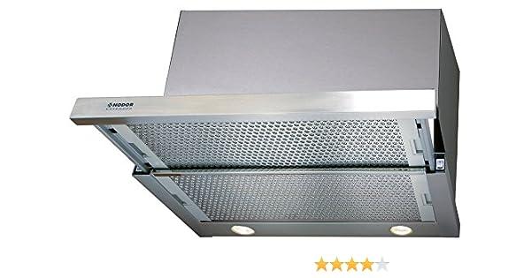 Nodor 1709 - Campana extractora (90 cm, iluminación LED): 176.16: Amazon.es: Grandes electrodomésticos