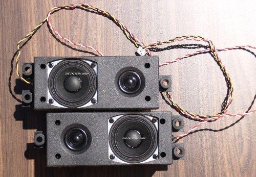 Vizio VW 37L Vizio 0335-1006-1470 Speaker Set