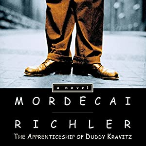 The Apprenticeship of Duddy Kravitz Audiobook