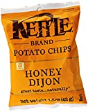 Kettle Foods Potato Chip, Honey Dijon, 1.5 oz