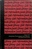American Educational History : A Guide to Information Sources, Michael W Sedlak, 0810314789