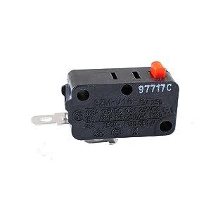 Podoy SZM-V16-FD-63 Microwave Door Switch for LG GE Starion SZM-V16-FD-63 FA-63 SZM V16 Oven Door Switch