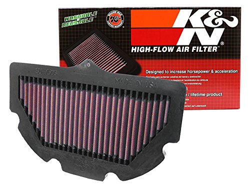 K&N SU-7506 Suzuki High Performance Replacement Air (Racing 09 Pit)
