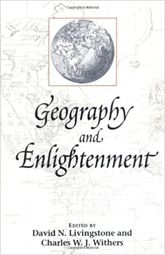 Book Geography and Enlightenment
