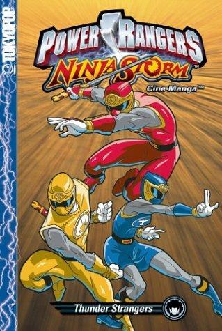 Power Rangers: v. 3 (Power Rangers Ninja Storm) by Douglas ...