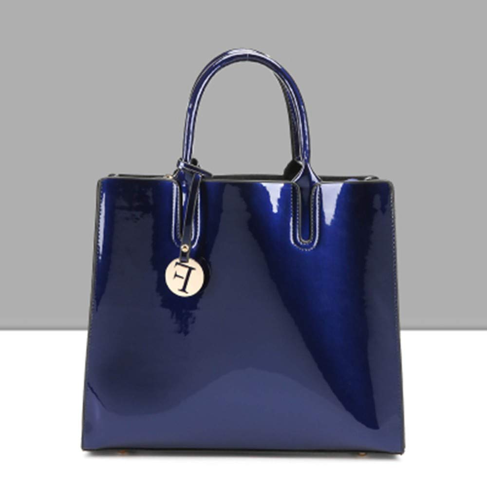 FUFUFUCHEN Damenmode Taschen Damen Luxus Handtaschen Casual Casual Casual Schulter Messenger Bags,  Blau B07L4R3BK8 Umhngetaschen Qualität und Quantität garantiert 0fbcd8