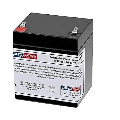 Liftmaster 485lm 12v 5ah F1 Terminal Garage Door Opener Battery